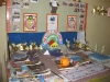 Art Exhibition at Elementary School by UK organization