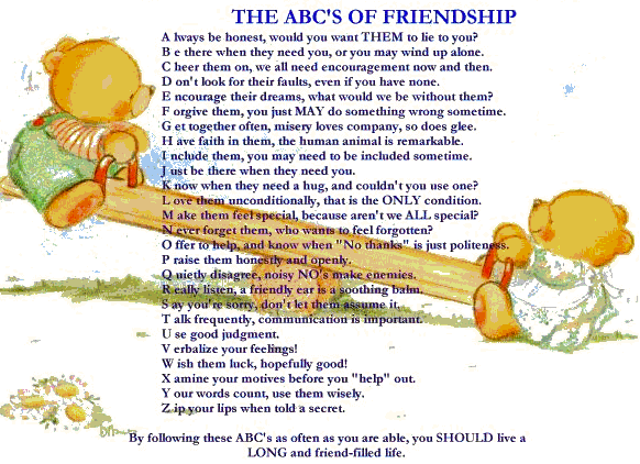 good quotes on friendship. some good quotes on